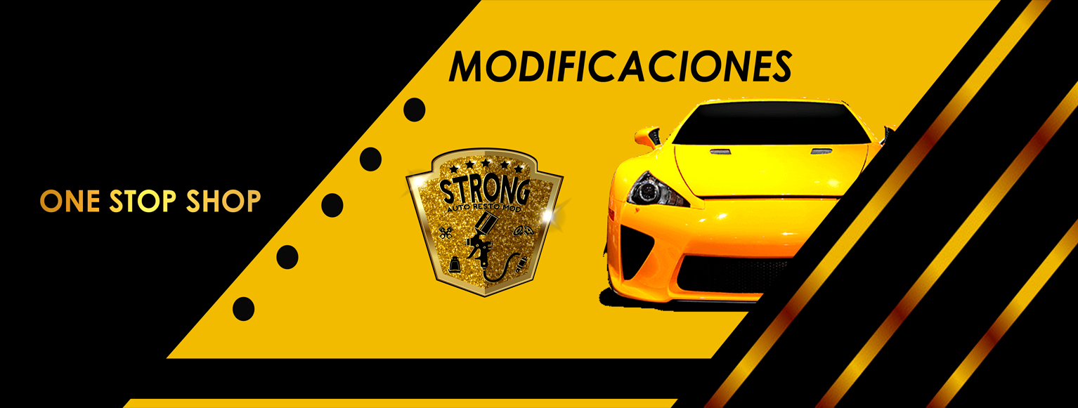 STRONG AUTO RESTOMOD MODIFICACIONES CAJICA CUNDINAMARCA MARKETING CAMARILLO COMERCIO DE CAJICA